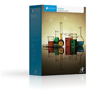 Alpha Omega Publications Eighth Grade Science Set (APOP364)