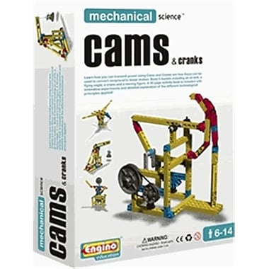 Engino Cams and Cranks (OWI098)