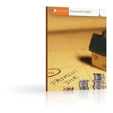 Alpha Omega Publications Review Consumer Math lP 10 (APOP1224)