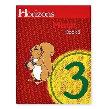 Alpha Omega Publications Horizons Math 3 Student Book 2 (APOP212)