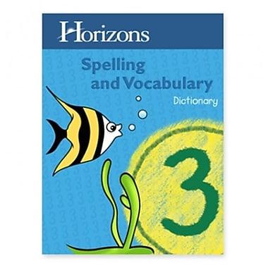 Alpha Omega Publications Spelling and Vocabulary Grade 3 Dictionary (APOP381)