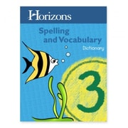Alpha Omega Publications Spelling and Vocabulary Grade 3 Dictionary (APOP381)