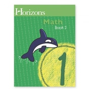 Alpha Omega Publications Horizons Math 1 Student Book 1 (APOP201)