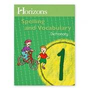 Alpha Omega Publications Horizons Spelling Grd 1 Dictionary (APOP373)