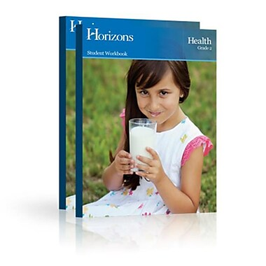Alpha Omega Publications Horizons Health 2Nd Grade Set (APOP634)