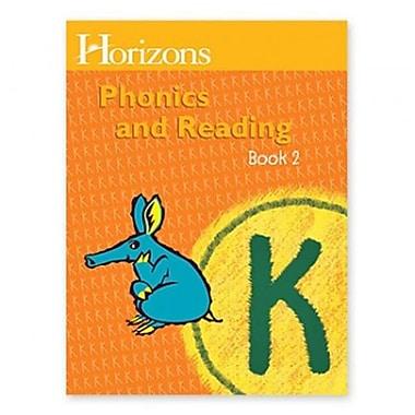 Alpha Omega Publications Horizons Kindergarten Phonics and Reading Bk 2 (APOP304)