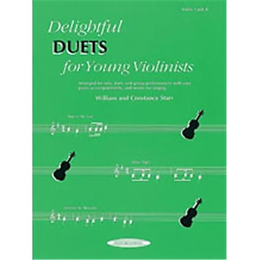 Alfred Delightful Duets - Music Book (AlFRD46969)