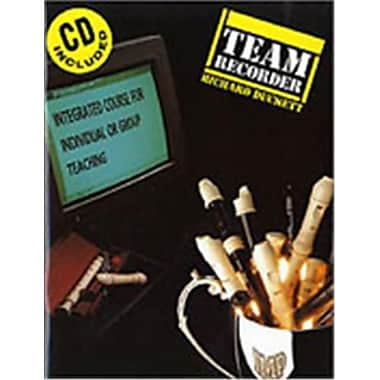 Alfred Team Recorder - Music Book (AlFRD45884)