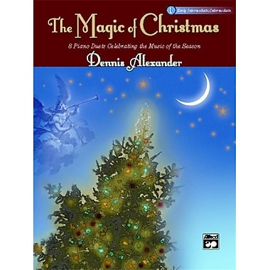 Alfred The Magic of Christmas- Book 1 - Music Book (AlFRD43869)