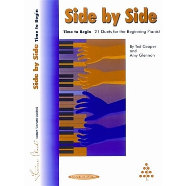 Alfred Side by Side- Time to Begin - Music Book (AlFRD43728)