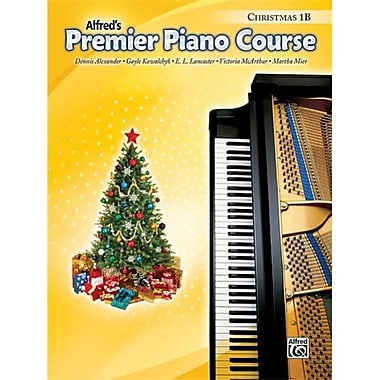 Alfred Premier Piano Course- Christmas Book 1B - Music Book (AlFRD40941)