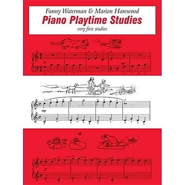 Alfred Piano Playtime Studies - Music Book (AlFRD44214)