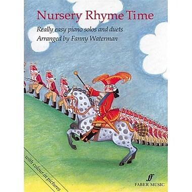 Alfred Nursery Rhyme Time - Music Book (AlFRD43583)