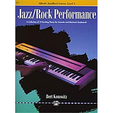 Alfred Basic Jazz-Rock Course- Performance- level 2 - Music Book (AlFRD40624)