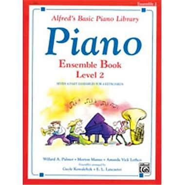 Alfred Basic Piano Course- Ensemble Book 2 - Music Book (AlFRD40770)
