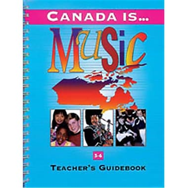 Alfred Canada Is ... Music- Grade 5-6- 1995 Edition - Music Book (AlFRD48612)