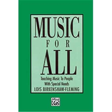 Alfred Music for All - Music Book (AlFRD48609)