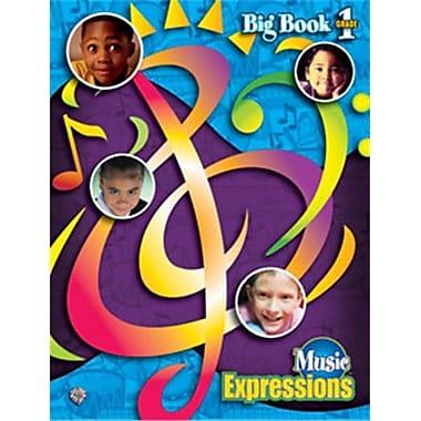 Alfred Music Expressionso Grade 1- Big Book - Music Book (AlFRD48543)