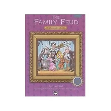 Alfred The Family Feud- A Musical Debate - Music Book (AlFRD38819)
