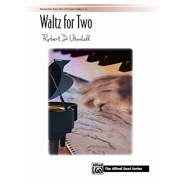 Alfred Waltz for Two - Music Book (AlFRD43845)