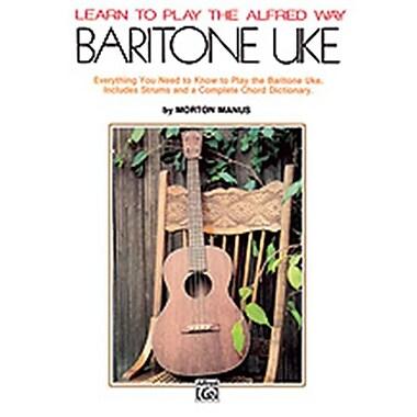 Alfred learn to Play the Alfred Way- Baritone Uke - Music Book (AlFRD48900)