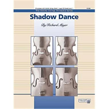 Alfred Shadow Dance - Music Book (AlFRD47077)