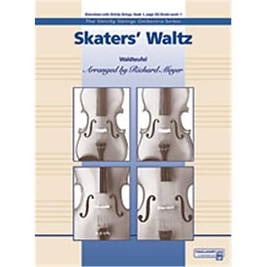 Alfred Skaters Waltz - Music Book (AlFRD47020)