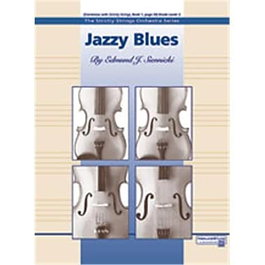 Alfred Jazzy Blues - Music Book (AlFRD47098)