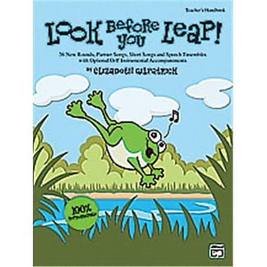 Alfred look Before You leap - Music Book (AlFRD35396)