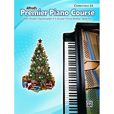 Alfred Premier Piano Course- Christmas Book 2A - Music Book (AlFRD40942)