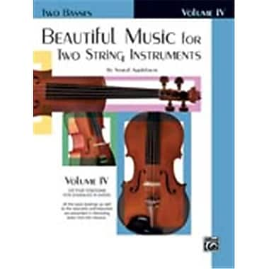 Alfred Beautiful Music for Two String Instruments- Book IV - Music Book (AlFRD48340)