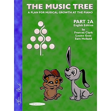 Alfred The Music Tree- English Edition Student s Book- Part 2A - Music Book (AlFRD41261)