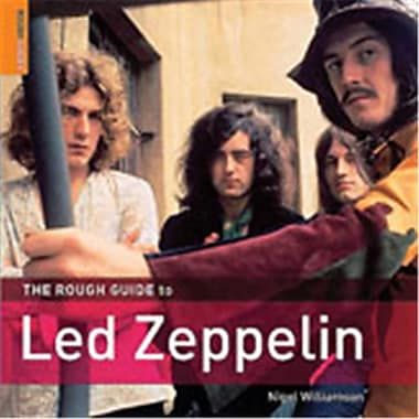 Alfred The Rough Guide to led Zeppelin - Music Book (AlFRD48747)
