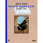 Alfred Note Speller- Book 2- Revised - Music Book (AlFRD41716)