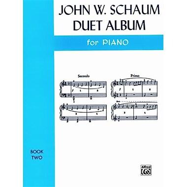 Alfred Duet Album- Book 2 - Music Book (AlFRD41713)