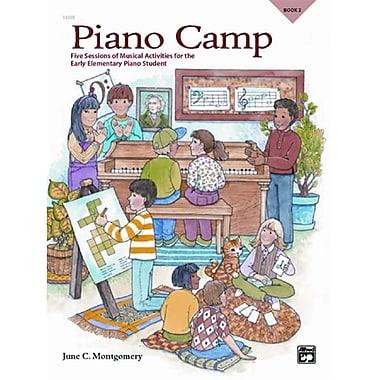Alfred Piano Camp- Book 2 - Music Book (AlFRD42055)