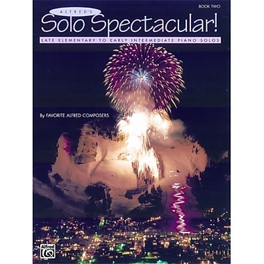 Alfred Solo Spectacular Book 2 - Music Book (AlFRD42071)