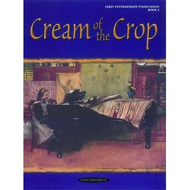 Alfred Cream of the Crop- Book 2 - Music Book (AlFRD41987)