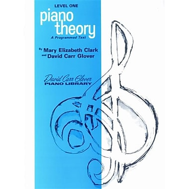 Alfred Piano Theory- level 1 - Music Book (AlFRD41308)