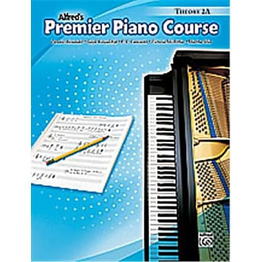 Alfred Premier Piano Course- Theory Book 2A - Music Book (AlFRD40908)