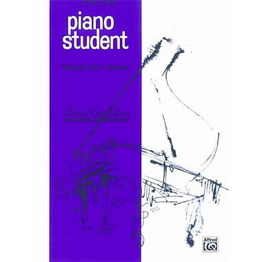 Alfred Piano Student- level 3 - Music Book (AlFRD41315)