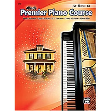 Alfred Premier Piano Course- At-Home Book 1A - Music Book (AlFRD40897)