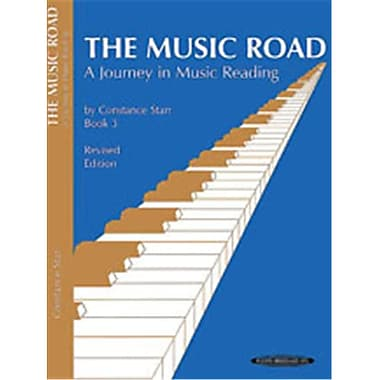 Alfred The Music Road- A Journey in Music Reading- Book 3- Revised - Music Book (AlFRD48854)