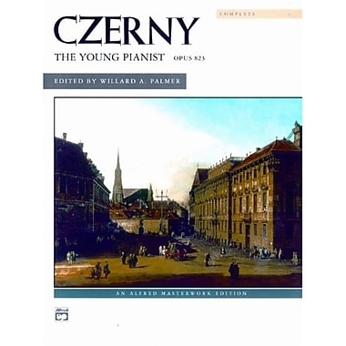 Alfred The Young Pianist- Op. 823- Complete - Music Book (AlFRD42966)