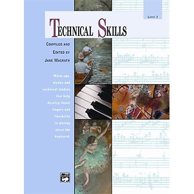 Alfred Technical Skills- level 3 - Music Book (AlFRD43070)