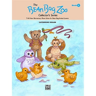 Alfred The Bean Bag Zoo Collector s Series- Book 1 - Music Book (AlFRD42246)