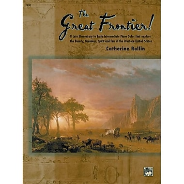 Alfred The Great Frontier - Music Book (AlFRD42226)
