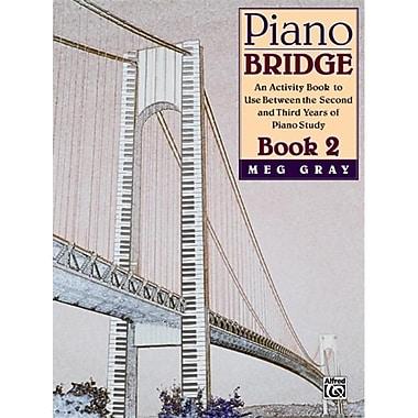 Alfred Piano Bridge- Book 2 - Music Book (AlFRD42372)