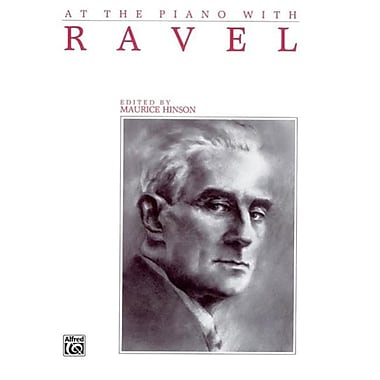 Alfred At the Piano with Ravel - Music Book (AlFRD42523)