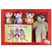The Puppet Traditional Story Sets The Three little Pigs (EDRE53396)